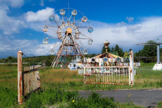 abandoned, amusement-park, asia, attraction-park, haikyo, japan, japanese, miyagi, ruin, theme-park, tohoku, urban exploration, urbex