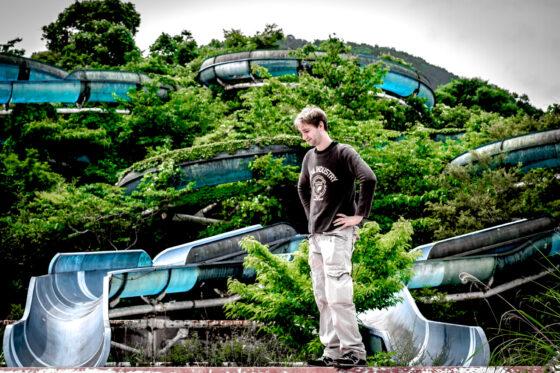 Jordy, abandoned, amusement-park, asia, attraction-park, chubu, french, haikyo, izu peninsula, japan, japanese, people, ruin, shizuoka, theme-park, urban exploration, urbex