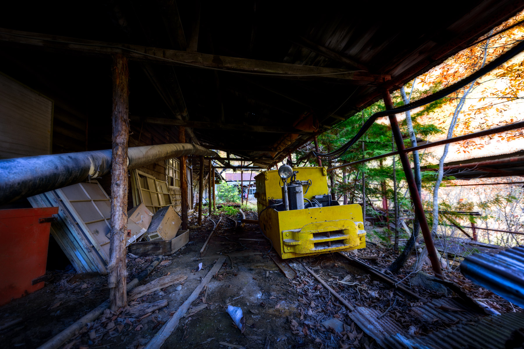 abandoned, chichibu, factory, haikyo, japan, japanese, kanto, mine, point-of-interest, ruin, saitama, urban exploration, urbex
