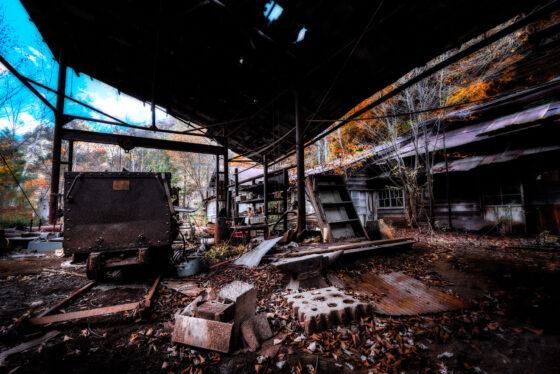 abandoned, chichibu, factory, haikyo, japan, japanese, kanto, mine, point-of-interest, ruin, saitama, urban exploration, urbex