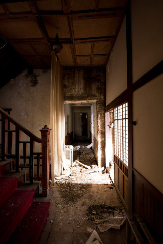 abandoned, asia, haikyo, house, japan, japanese, kansai, ruin, urban exploration, urbex, wakayama